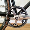Brother Cycles r725 Fixie, Bahnrad, Stahl, Singlespeed RH 54 (M)