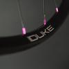 "Radsporttechnik Müller Laufradsatz 29"" Carbon BOOST Chris King ISO PINK Duke Lucky Jack SLS"