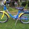 Puky Kinderrad 18 Zoll, blau