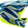 Troy Lee Designs Helm D3 Composite Reflex Grey/Yellow