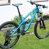 Canyon Strive CF 8.0 Carbon Gr. L electric blue Fox Shimano