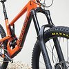 Santa Cruz Nomad CC Carbon 27.5 Orange custom Gr. M NEU