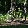 "On One Bish Bash Bosh Gr. L / 54cm / 21"" + SRAM Force 1/22/CX + Vision Team 30 Disc"