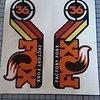 ECD CUSTOM Decals/Sticker/Schriftzüge/Textilien