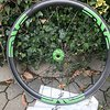 Enve Chris King XC29 Tubular mit Chris King R45 Disc Naben