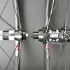 "Radsporttechnik Müller Laufradsatz DT Swiss 350 SP 50mm Carbon Clincher CX Ray ca.1606g 28"" NEU"