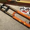 "Fox 40 Factory Kashima SHINY ORANGE 27,5"" *NEU*"