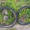 """Apex Carbon Laufradsatz 29"""" schnellspanner+Steckachse"""