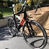 3T Exploro TEAM FORCE - Carbon, black/red,