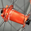 "Radsporttechnik Müller Laufradsatz 27,5"" Carbon Clincher M Trail  Industry Nine Hydra BOOST ORANGE CX Ray 1415g"