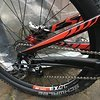 "Specialized Enduro SX long 26"", pike dj, x01 dh 7sp, Chris king"