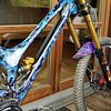 Specialized Demo S-Works Ken Block Custom Paint