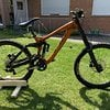 Ghost Dh 7000 Downhill Bike
