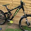 Trek Session 88 2015 grosse L 650b 27,5