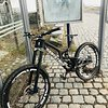 Santa Cruz V10 cc gr. L Intend Trickstuff Enve Industry Nine
