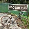 Idobike Custom Gravel Bike Carbon Gravler, schwarz, RH52