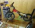 Monty Trialbike Monty 221 PR