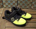 "Five Ten 5.10 Hellcat Freerider Clipless ""black/lime punch"" -  NEU! - www.mountainlove.de"