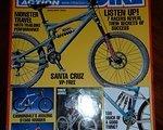 Mountain Bike Action - Ausgabe Januar Jahrgang 2004 - MTB Fachzeitschrift Klassiker aus USA / Nordamerika - Retro Kult