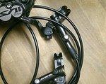 Shimano Saint BR-M820 VR+HR ohne Scheiben