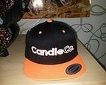 Candie Co Snapback CANDIE CO Neon Orange