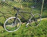 Cannondale Urban Bike / Trekking Fahrrad - Cannondale Bad Boy Ultra mit Shimano LX und Acros Steuersatz