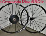 Mavic Crossride Disc 650 b / 27,5  fast wie neu