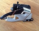 SRAM X0 Umwerfer Low Direct S3  2x10 38/36Z Top Pull