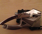 SRAM X.0 2x10 Umwefer für S3  39 T  Top Pull