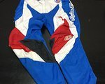 Troy Lee Designs GP Pants 2013 - Blue Mirage *guter Zustand*
