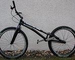 """Kabra HID 26"""" Trial Bike schwarz """"Wie NEU!!!"""""""