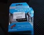 Shimano 3x Dura-Ace Schaltzug 1.2MMx2100MM OVP
