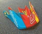 Troy Lee Designs Troy Lee Design D3 Visier