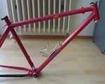 Rs Bikes Mountainbike Rahmen Mammoth 8.0 inkl. SUGINO Kurbel