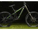 Kona Operator 2014 black green