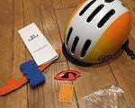 Giro Reverb in Größe M - retro-orange - neu