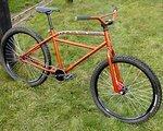 Transition Bikes Transition Klunker von 11/13 mit Zubehör