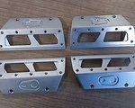 Crank Brothers Pedalplatten 5050X/5050XX Neu Pedale Plattformpedale