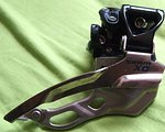 SRAM Umwerfer XO 3x10 High Clamp 34,9mm Top Pull