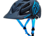 Troy Lee Designs A1 Helm Drone Matte Cyan