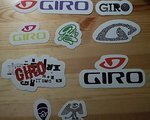 Giro ****Seltenes Sticker***** SET GIRO!!!!