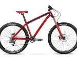 "Dartmoor Primal Pro ENDURO Hardtail 2015 Red Devil 27,5"" TESTBIKE"