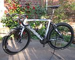 Kuota Kebel Carbon mit Veltec Carbonlaufrädern TOP!