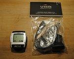 VDO MC 1.0 Fahrradcomputer Tacho top Zustand!