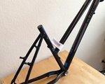 Cube Nature Fahrradrahmen Damen 54cm NEU