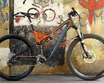 Specialized stumpjumper fsr expert evo carbon 29er 2013