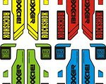 Rock Shox Boxxer 2013 Decals