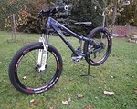 Banshee Scirocco Street-, Dirt-, Slopestyle, Freeride-Trail-Hardtail