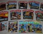 "Freeride Magazin 33 mal ""Freeride"" + 9 mal ""Bike"" *durchgängig*"