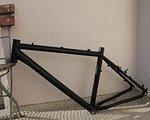 """Nm Mountainbike Rahmen Größe M 26"""" 1 1/8"""" inkl Steuersatz"""